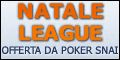 Natale ADP League: qualificati alla finale da 200€