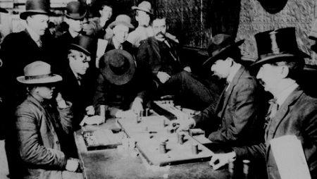 Origini del Poker