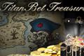 Una pioggia di gettoni d'oro con la Titanbet Treasure!