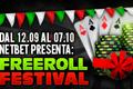 Freeroll Festival: la nuova promozione targata NetBet Poker