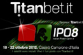 Italian Poker Tour Open 8: alle 15:00 appuntamento con il final table