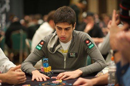 Luca Moschitta: nel 2013 obiettivo EPT