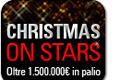 Arriva la Christmas on Stars su Pokerstars.it