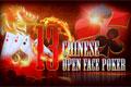 Scopriamo l'Open Face Chinese Poker [PARTE UNO]