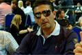 Antonio Buonanno al final table nell'evento #57