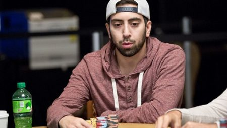 Highstakes: Elior Sion vola, Viktor Blom in rosso