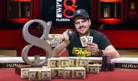 WPT Alpha8 Hollywood vince Noah Schwartz