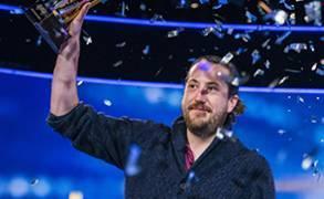 PCA 2015 Super High Roller: vince Steve O'Dwyer!